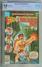 SHADE, THE CHANGING MAN #1 CBCS 9.8 WHITE PAGES