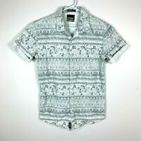 Stussy Short Sleeve Shirt Size Men's Small