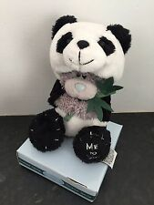 RARE ME TO YOU ANIMAL TATTY TEDDY BEAR ON BOX - DRESS UP - PANDA