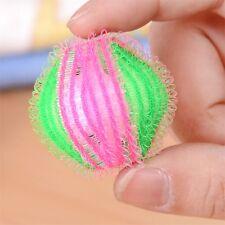 6 Pcs Hair Grabbing Laundry Washing Machine Clothes Softener Laundry Balls GT#