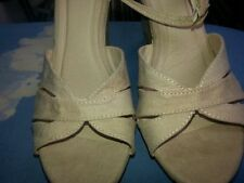 New Look Faux Suede Platforms, Wedges Women's Sandals & Beach Shoes