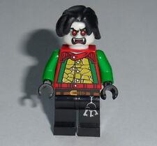 HALLOWEEN #06 Lego Teen Punk Vampire Dracula Monster minifigure NEW Glow Head