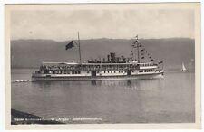 Normalformat Sammler Motiv-Ansichtskarten aus Deutschland mit Schiff & Seefahrt