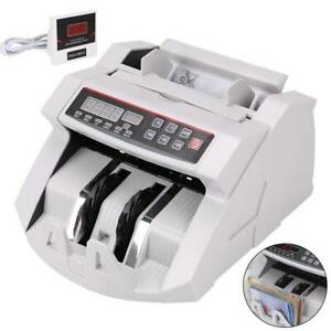Bank Note Counter Money Counter machine Fast Count Banknote Pound Cash Currency