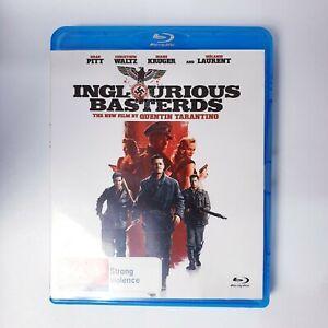 Inglourious Basterds Movie Bluray Free Postage Blu-ray - Action War