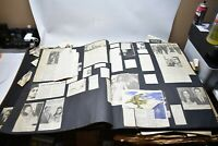 Vintage HUGE Lot of 60's 70's Political Scrapbooks Nixon Lyndon Letters 80+ Lbs!