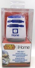 iHome Star Wars R2D2 Mini Inline Speaker New in Box
