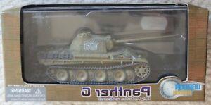 1/72 DRAGON ARMOR GERMAN PANTHER G  WW2 TANK 60125