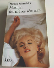 Marilyn Dernieres Seances (French Edition) Miche Schneider