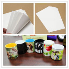 10Pcs A4 Heat Transfer Paper Light T-Shirt Inkjet-Printer Iron On Heat Press