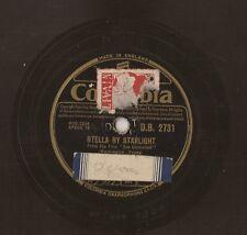 "10"" - 78 RMP - HARRY JAMES - Stella by Starlight - Mona - Lisa COLUMBIA D.B 2731"