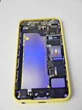 iPhone 5C and Back Housing Frame w/ motherboard Yellow