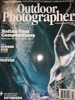 Outdoor Photographer Magazine October 2019 Refine Your Compositions Photo Mentor