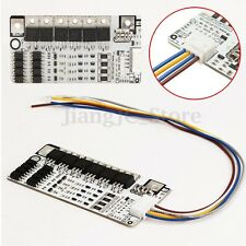 4S 60A Li-ion Lithium Battery Charger PCB BMS Protection Board 12V Cell LiFePo4