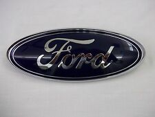 2009 2010 2011 2012 2013 2014 FORD F150 CHROME APPEARANCE FORD OVAL GRILL EMBLEM