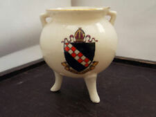 Unboxed Decorative Bronze Goss Crested China