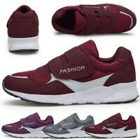 Women's Casual Comfort Walking Shoes Safety Flat Non-Slip Athletic Sneakers Size