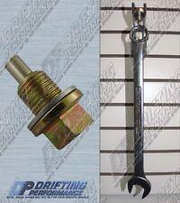 TC SPORTLINE MAGNETIC OIL DRAIN PLUG FOR INFINITI EX35 FX35 FX45 FX50 G25 G35