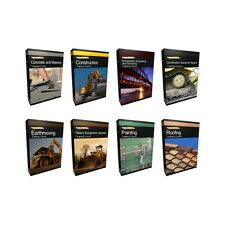 Huge Construction Training Course Complete Collection