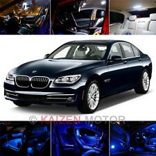 2009 and up BMW F01/F02 7-Series 12pcs Lights Full LED Interior Package Kit