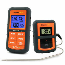 ThermoPro Wireless Meat Thermometer Digital BBQ Oven Grill Cooking Thermometer