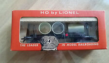 Lionel HO 0842 Culvert Pipe Car With Solid Lionel 0842 Box