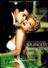DVD NEU/OVP - Solange es Menschen gibt (Douglas Sirk) - Lana Turner & John Gavin