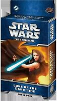 Disney Star Wars The Card Game Lure of the Dark Side Force Pack NEW BJ
