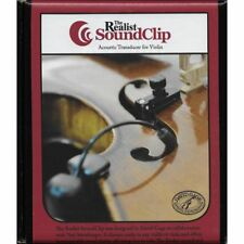Realist Soundclip Pickup for Violin & Viola