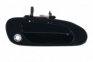 for 1994 1997 Honda Accord Sedan Front RH Right Door Handle Outside Smooth Black