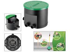 Claber 90829 Hydro 4 Pozzetto con 4 elettrovalvole e Centralina irrigazione