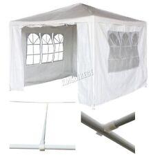 Muebles de terraza y jardín color principal blanco