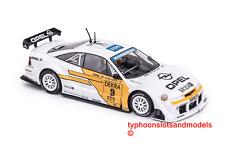 SICA 36 A Slot.it OPEL CALIBRA V6 DTM/ITC 1995-Hockenheimring-Reuter-Neuf