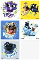 Puppy Dog Pals Stickers x 5 - Puppy Stickers - Disney Junior - Birthday Party