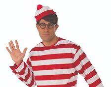 Where's Waldo - Hat Costume Accessory