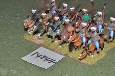 25mm medieval / turkish - seljuk cavalry 12 cavalry - cav (14944)