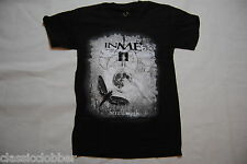 INME HERALD MOTH T SHIRT SMALL NEW OFFICIAL WHITE BUTTERFLY PRIDE DAYDREAM