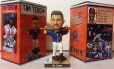 Tim Tebow with Alligator 2017 Port St. Lucie Mets Bobblehead SGA