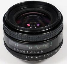 Tamron  24mm f/2.5 Adaptall-2 01B MF Manual Focus Wide Angle Lens