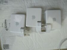 Apple AirPort Express A1264 Wi-Fi Base Station x 3