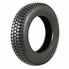 300-8 Mobility Scooter Tyres - 300-x-8 Block Tread Pneumatic Tyres - Black
