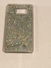 Note 5 Liquid Glitter Dynamic Hard Phone Case US Seller Fast Shipping