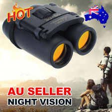New Day Night Vision Binoculars 30 x 60 Zoom Outdoor Travel Folding Telescope