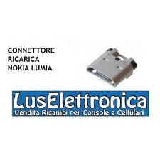 CONNETTORE DI RICARICA CARICA USB PER NOKIA LUMIA 520  525 E NOKIA LUMIA 620 630