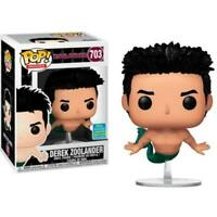 Zoolander Pop! Movies Merman Derek 2019 SDCC Exclusive POP Vinyl Figure FUNKO