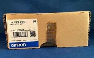 Omron CJ2M-MD212 Input Output Unit