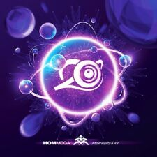 HOMMEGA 20TH ANNIVERSARY GREAT PSY/TRANCE COMPILATION  2 CD NEW+