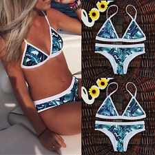Sexy Womens Push-up Bikini Set Bandage Swimsuit Swimwear Brazilian Bathing Suit