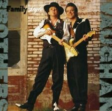 The Vaughan Brothers -  Family Style (CD)