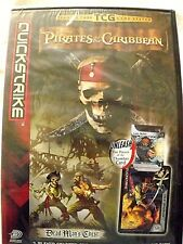 Trading Cards. Pirates of the Caribbean. Two player starter set